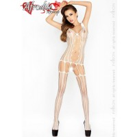 Catsuit BS013 Branco da Passion