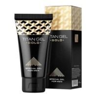 Creme aumento pénis TITAN GEL GOLD 50ml