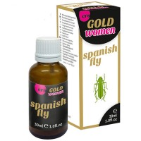 Afrodisiaco Spanish Fly GOLD Mulher 30ml - Em Stock