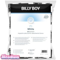 100 Preservativos Transparentes Billy Boy