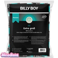 100 Preservativos XXL da Billy Boy