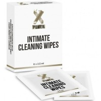 6 Toalhetes íntimos XPOWER INTIMATE CLEANING