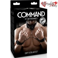 Algemas com colar SIR RICHARDS COMMAND