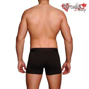 Boxer desportivo MACHO - MS075 Preto